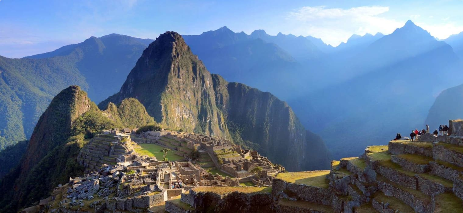 South America small group tour
