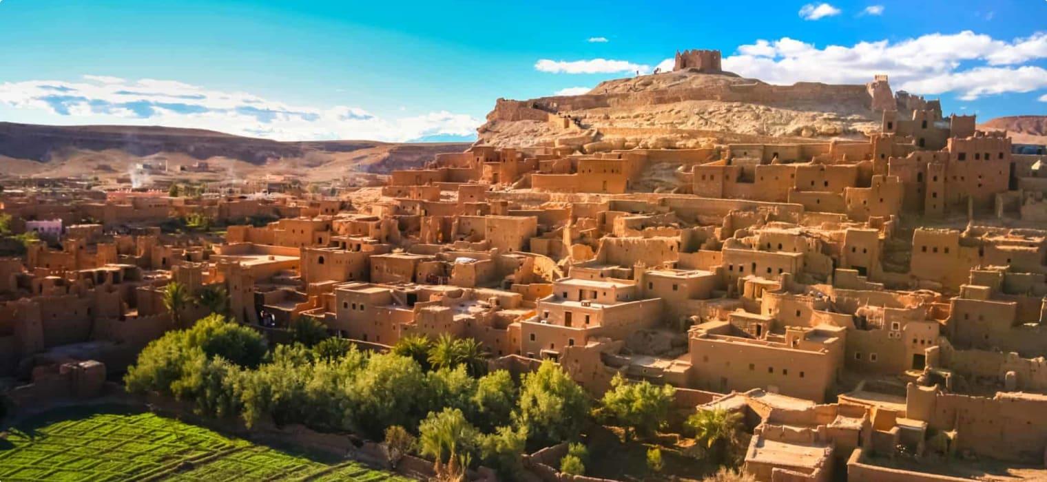 KsarAit Ben Haddou, Ouarzazate, Morocco