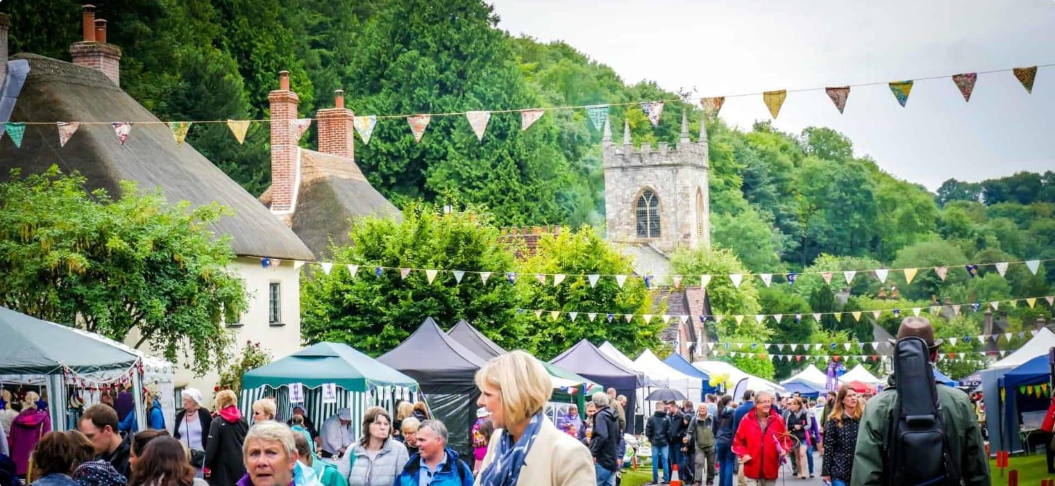 Englands villages tour