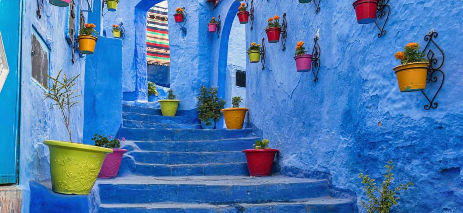 Morocco seniors tours