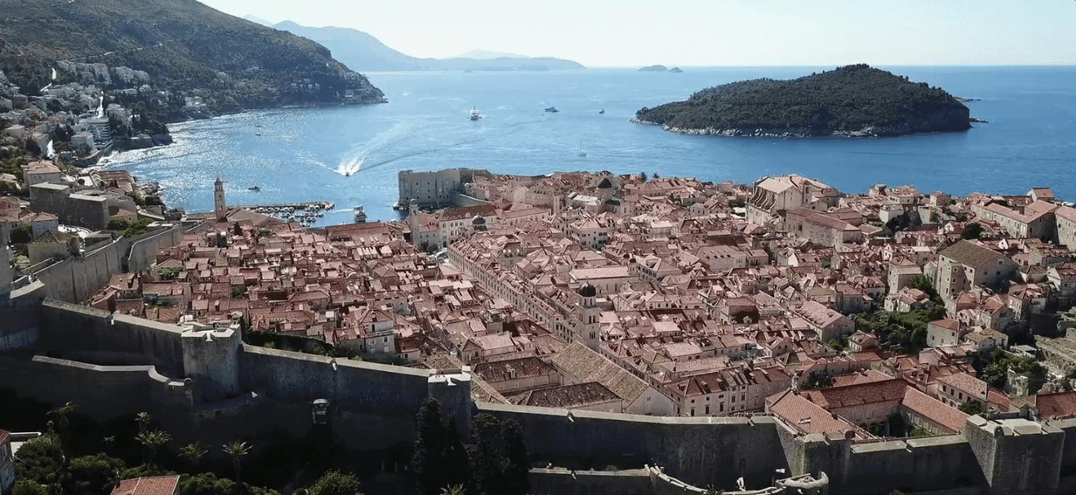 Croatia seniors tour