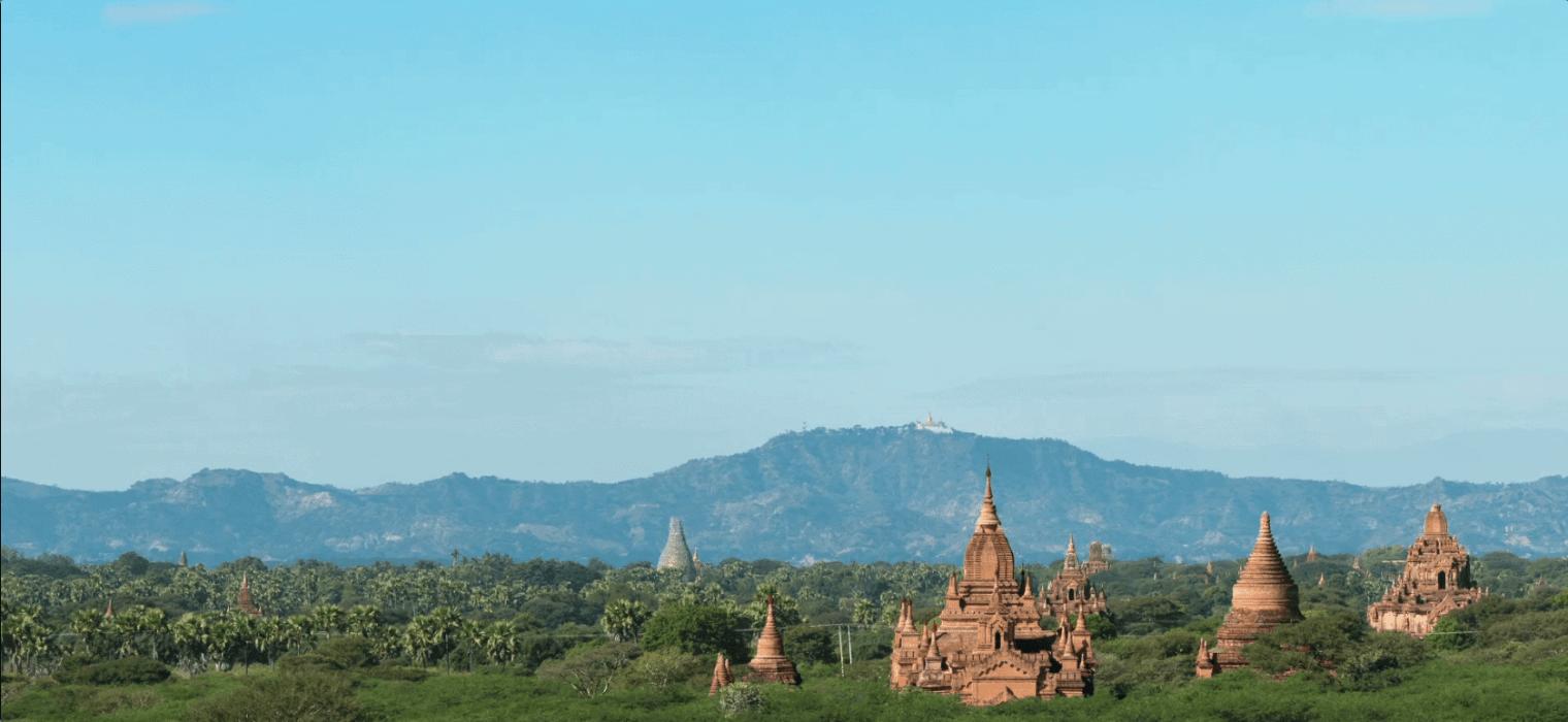 seniors tour of Myanmar