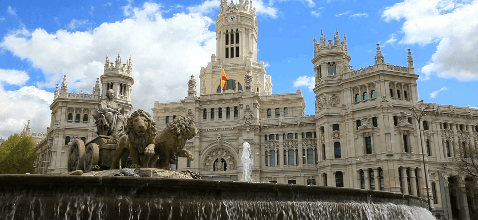seniors tours of Spain and Portugal