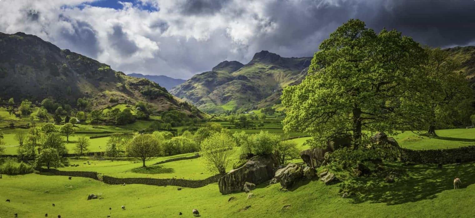 English Archaeological landscape