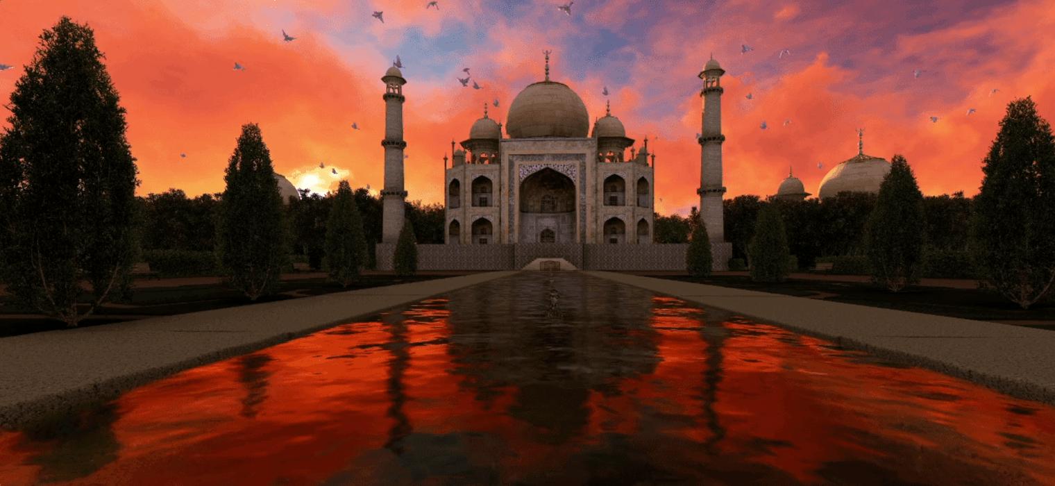 India's Mughal Empire