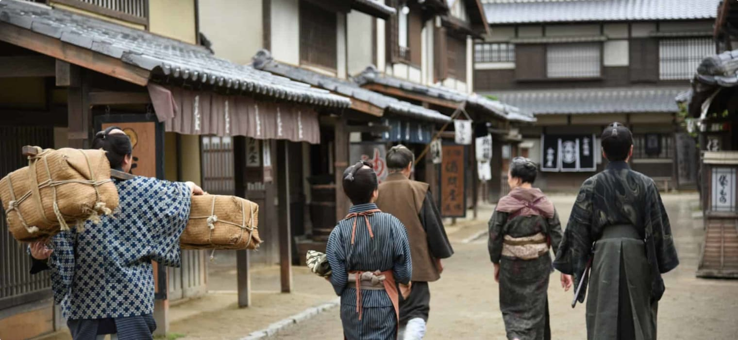 The Shoguns of Japan