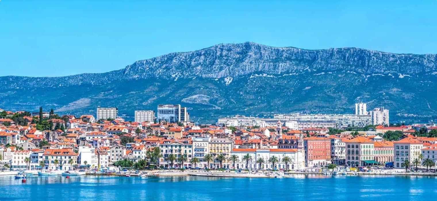 Mediterranean Islands: Malta, Sicily, Sardinia and Corsica