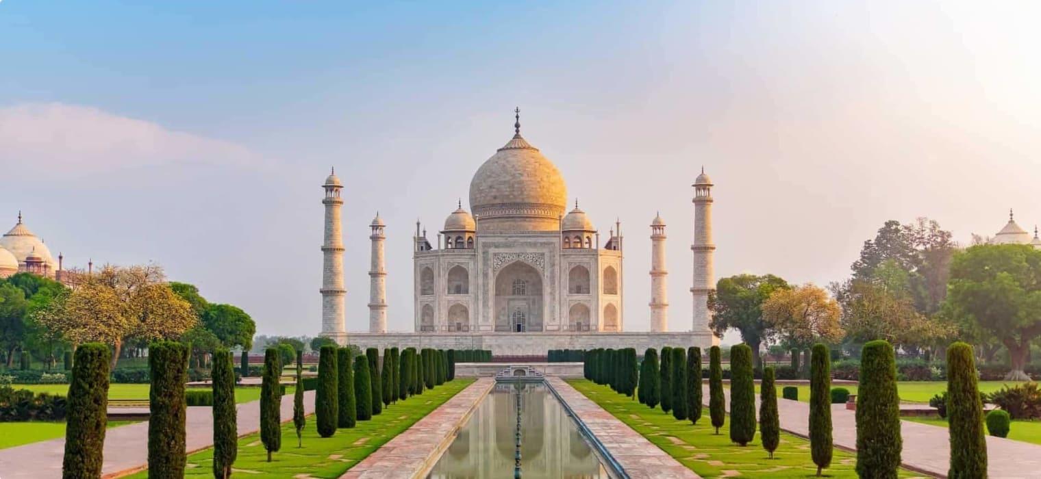 Highlights of India | Taj Mahal