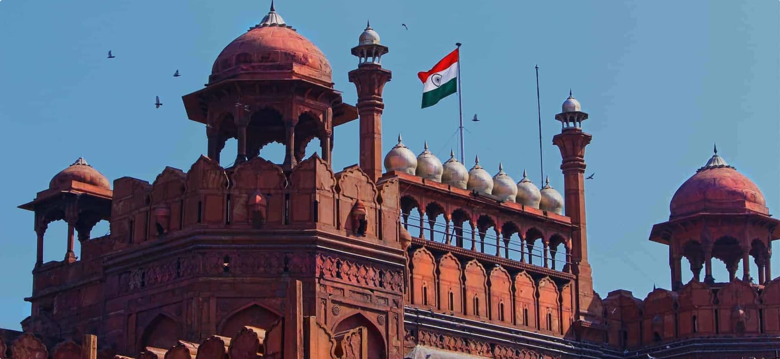 Highlights of India | The Red Fort