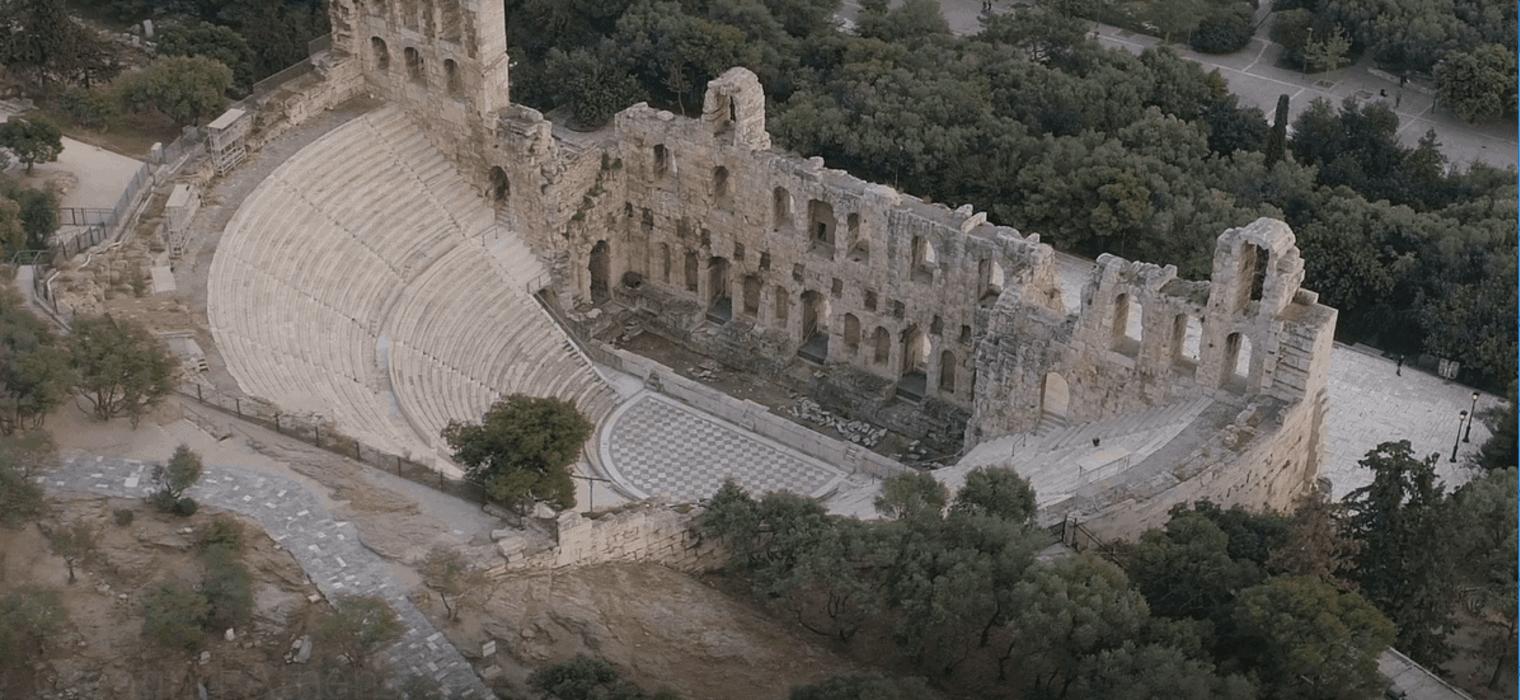 Creating Athens