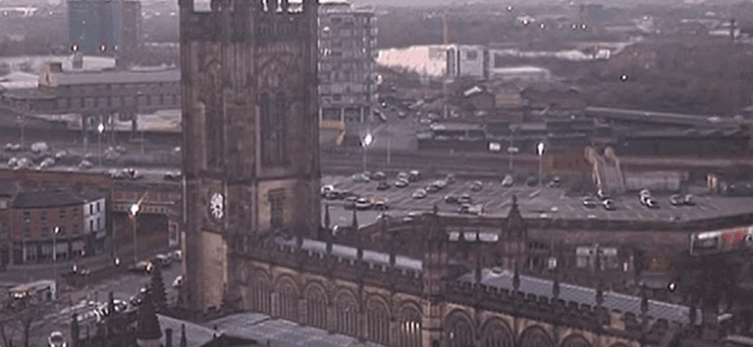 Manchester's early history