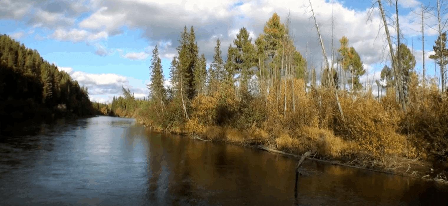 Trans -Siberian Landscapes