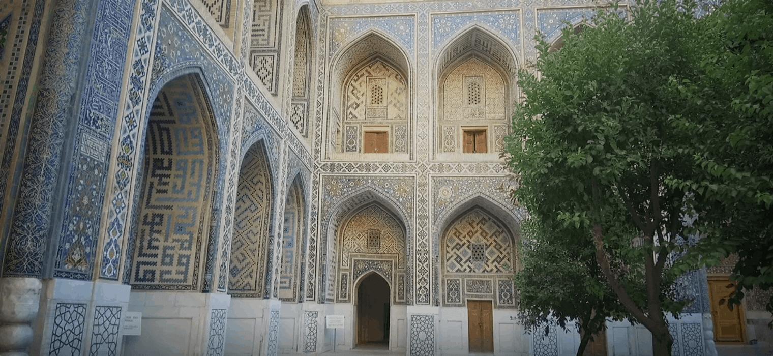 Turkmenistan; short article for travellers
