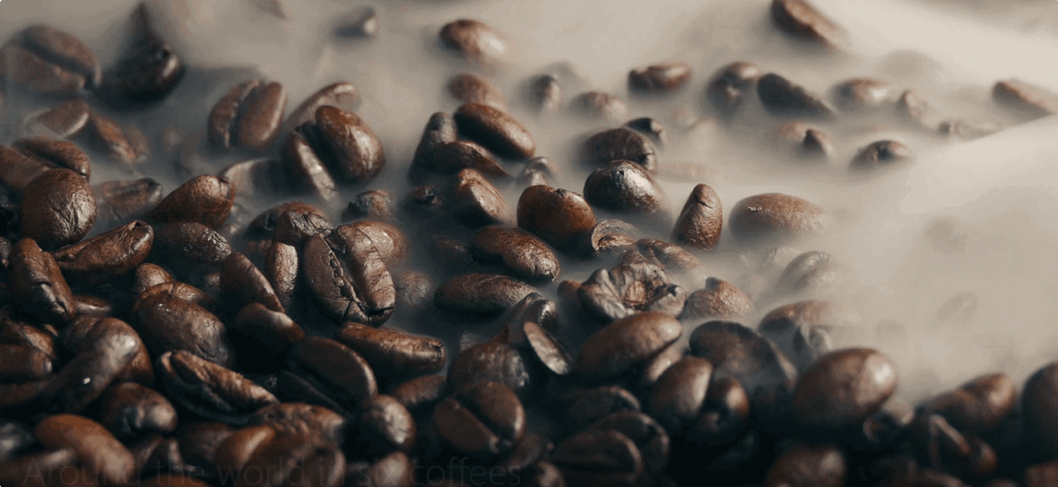 Around the world in six coffees