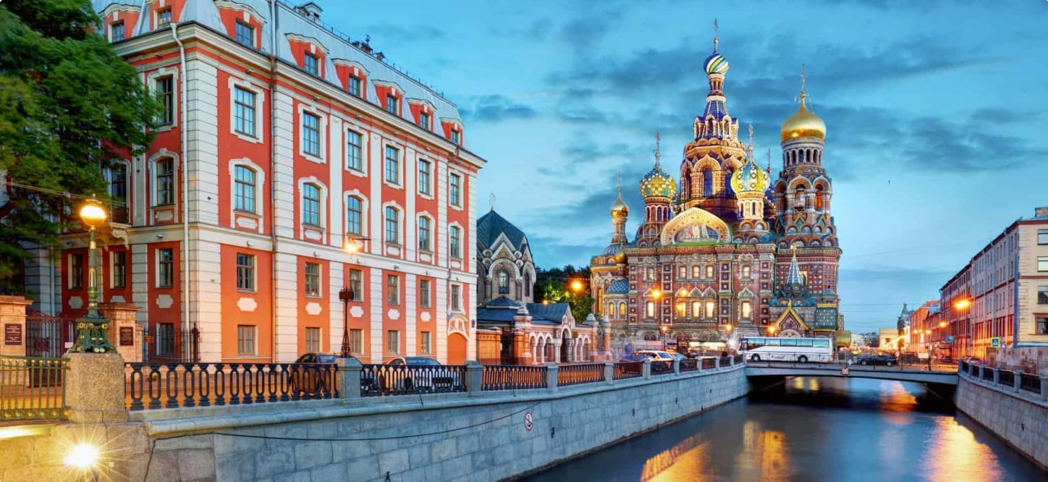 St Petersburg Church of the Saviour on Spilled Blood
