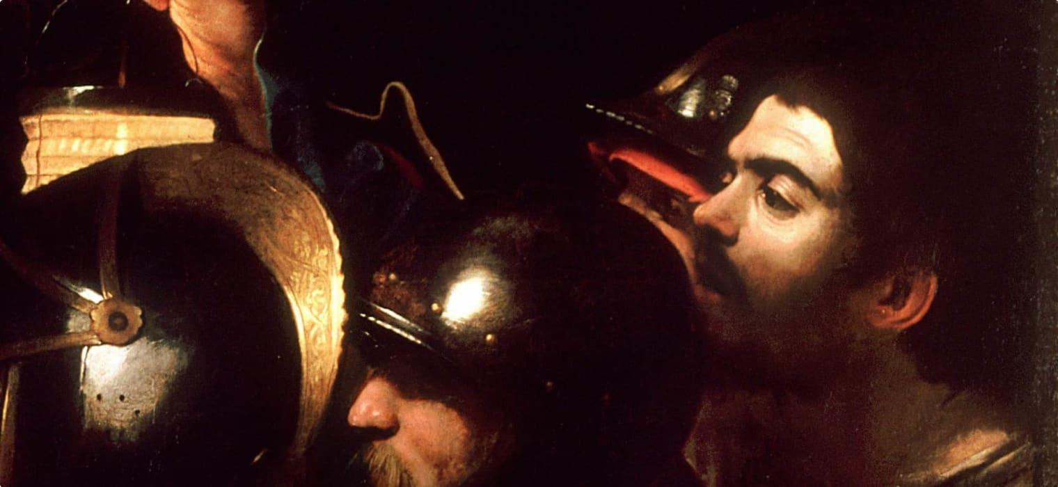 The_Taking_of_Christ-Caravaggio_self-portrait