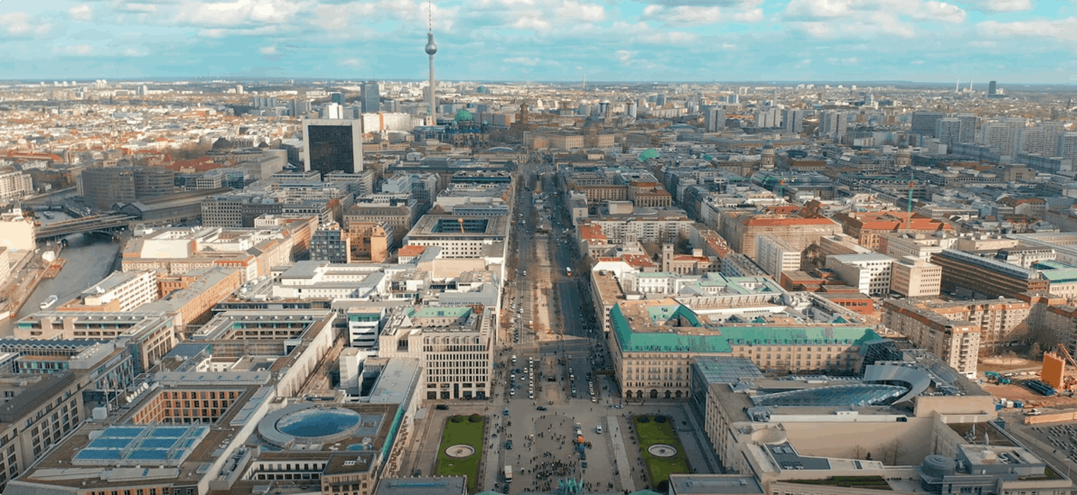 Berlin, Germany for tourists