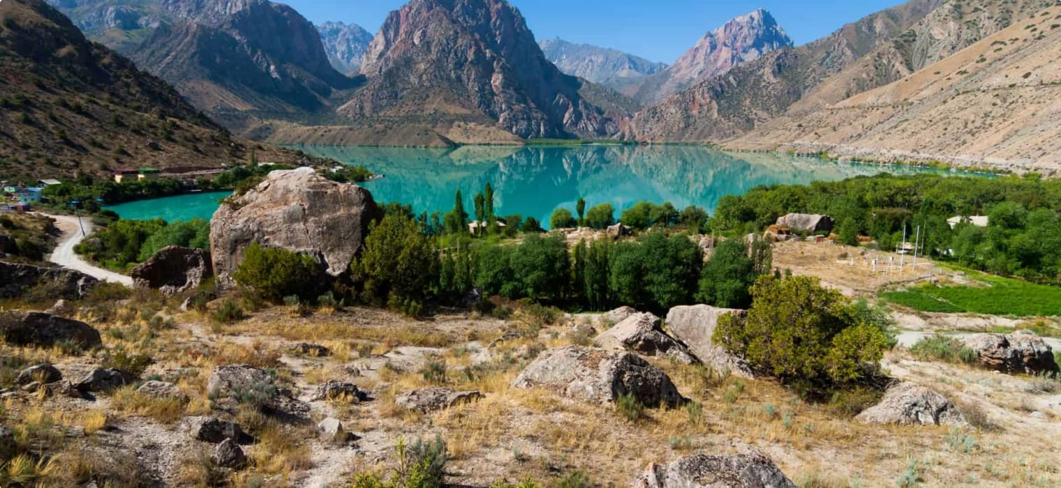 Questions about Tajikistan: The Definitive Guide for Travellers