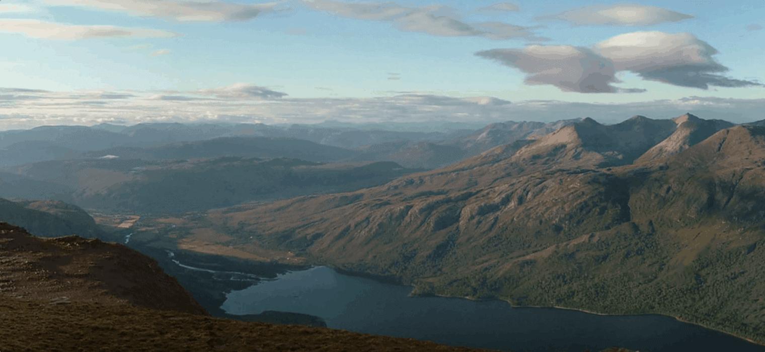 Scotland's great trails