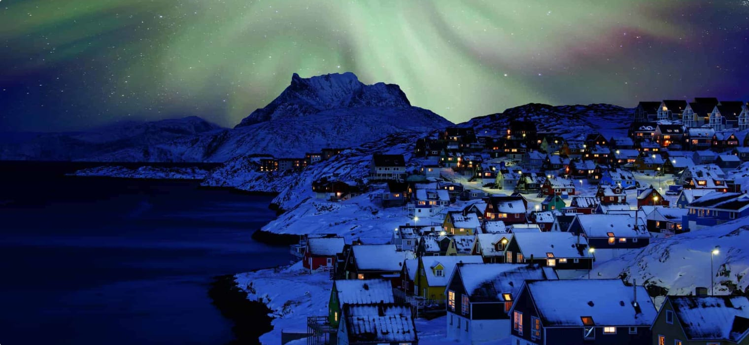 Nuuk Old Town