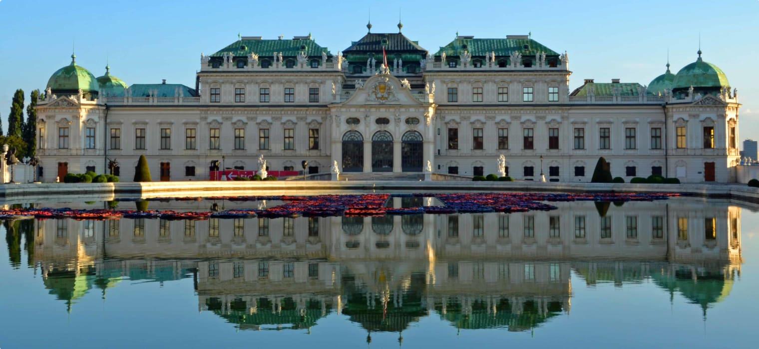 Highlights of Austria   Belvedere Palace