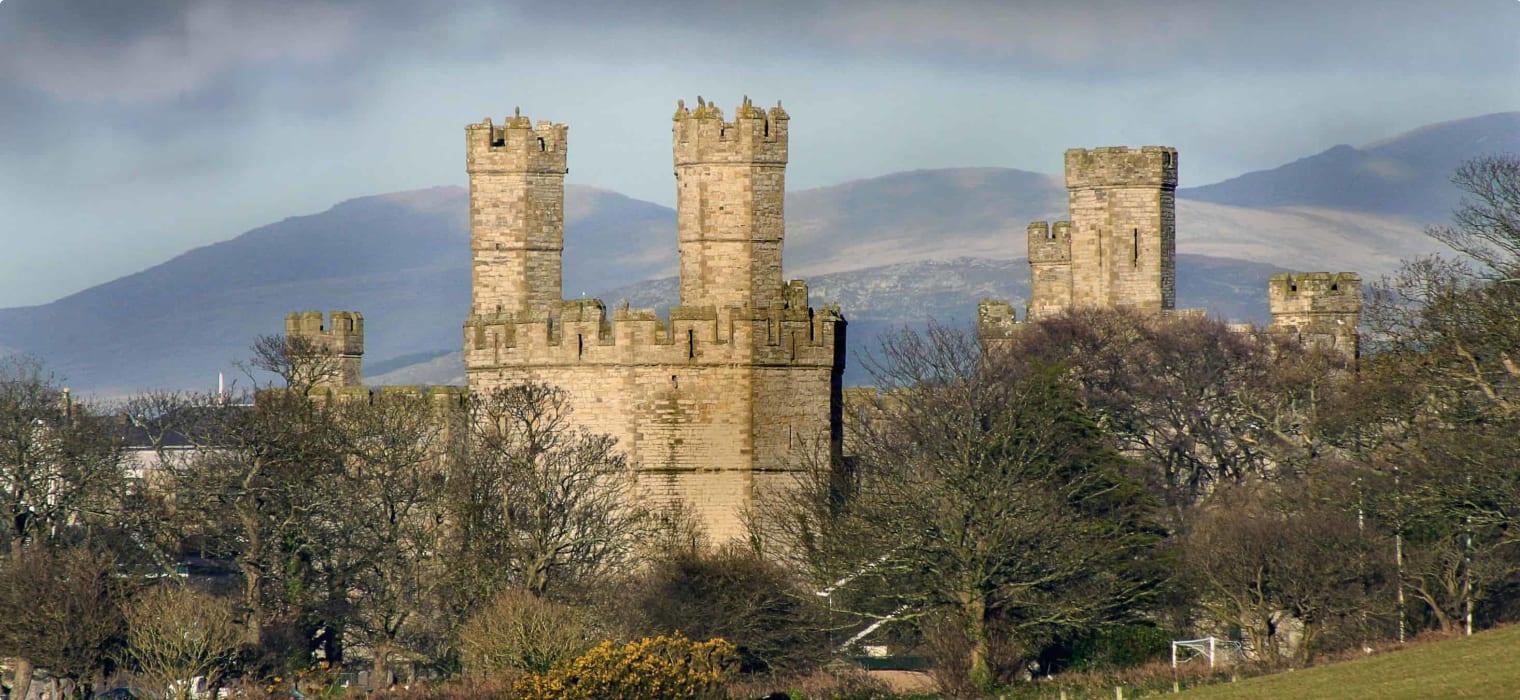 Highlights of Wales | Caernarfon Castle