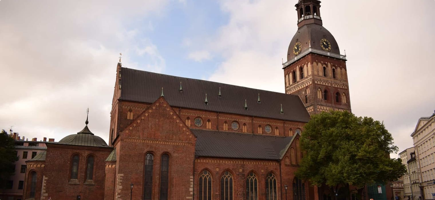 Highlights of Latvia | Riga Cathedral