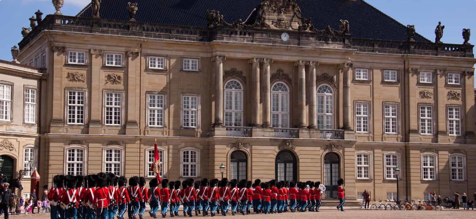 Highlights of Denmark | Amalienborg Palace