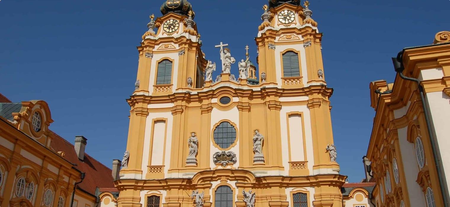 Highlights of Austria | Melk Abbey