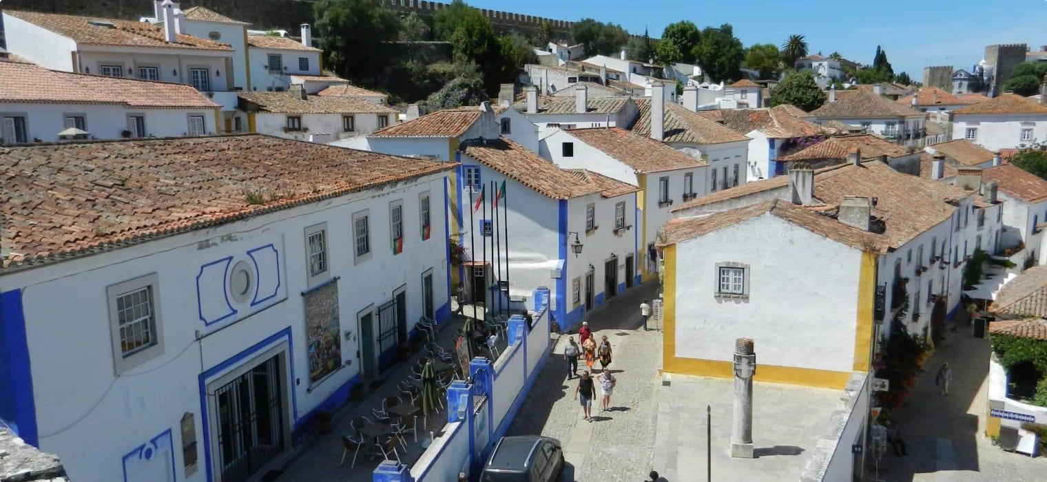 Obidos village vacation