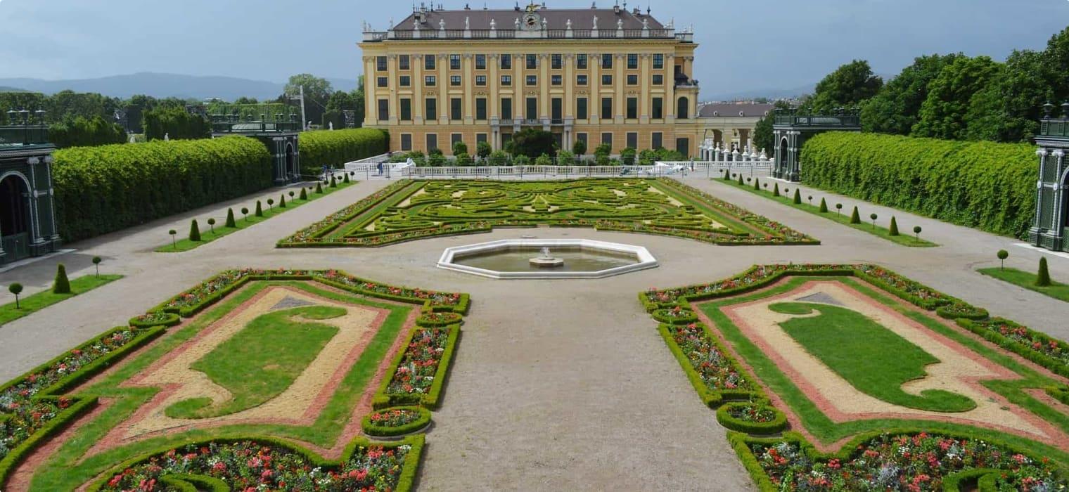 Highlights of Austria | Schönbrunn Palace