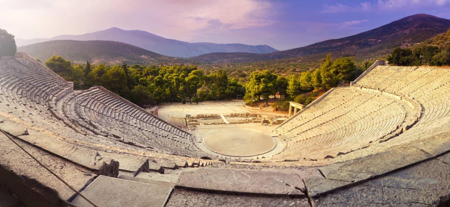 The History of Epidaurus