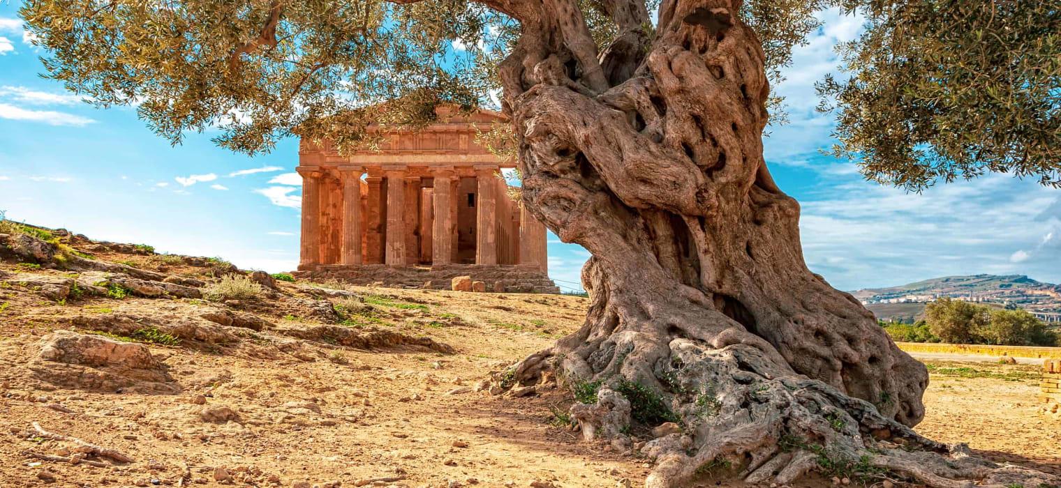 Agrigento Sicily