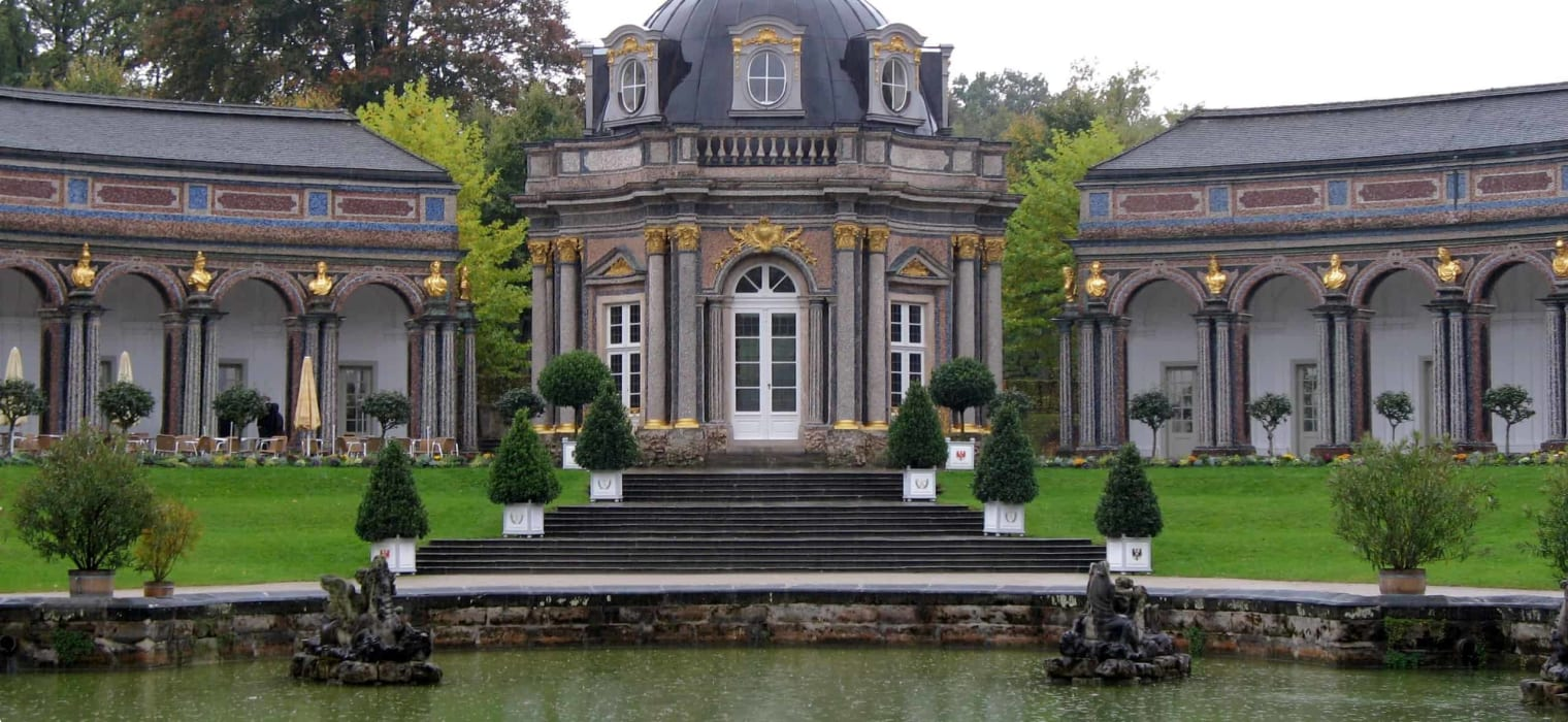 The Hermitage, Bayreuth, Germany