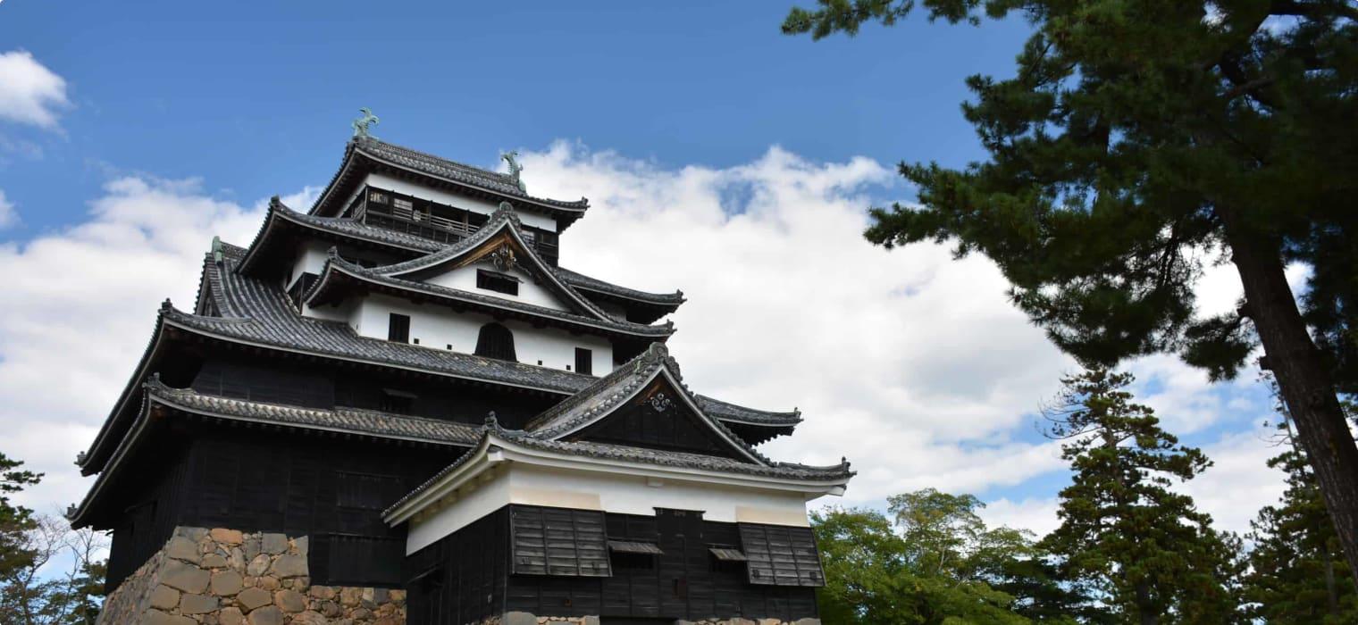 matsue castle japan