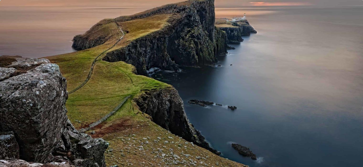 skye isle scotland