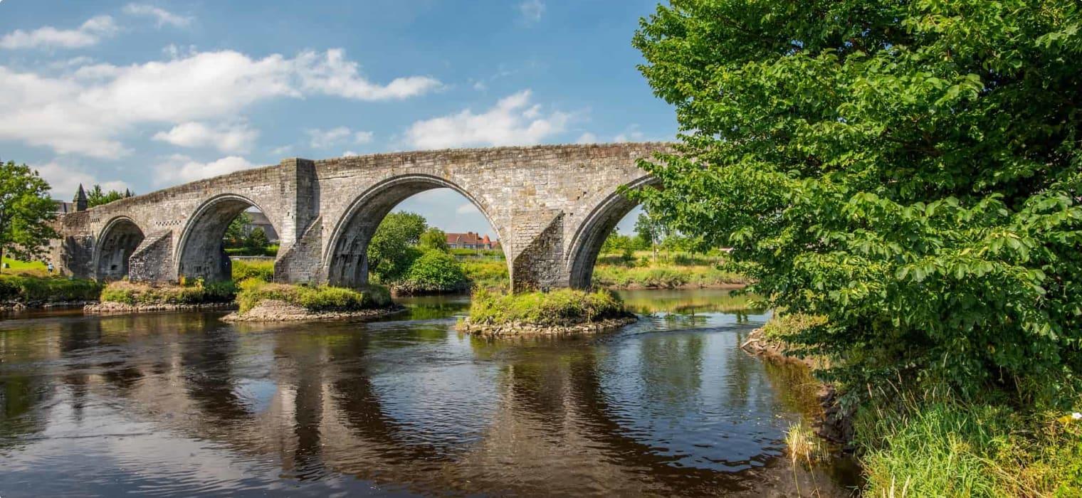 Stirling Scotland Bridge