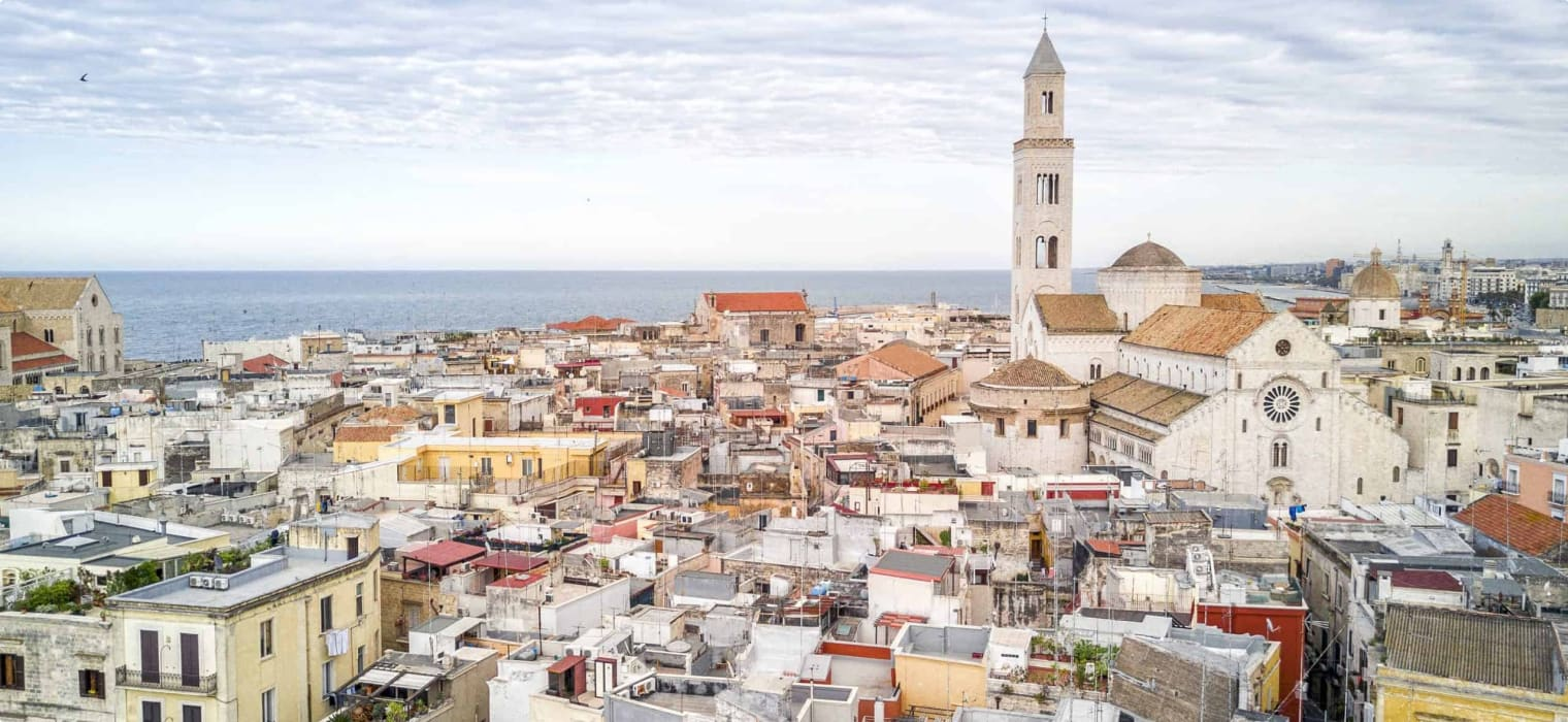 Bari, Apulia.