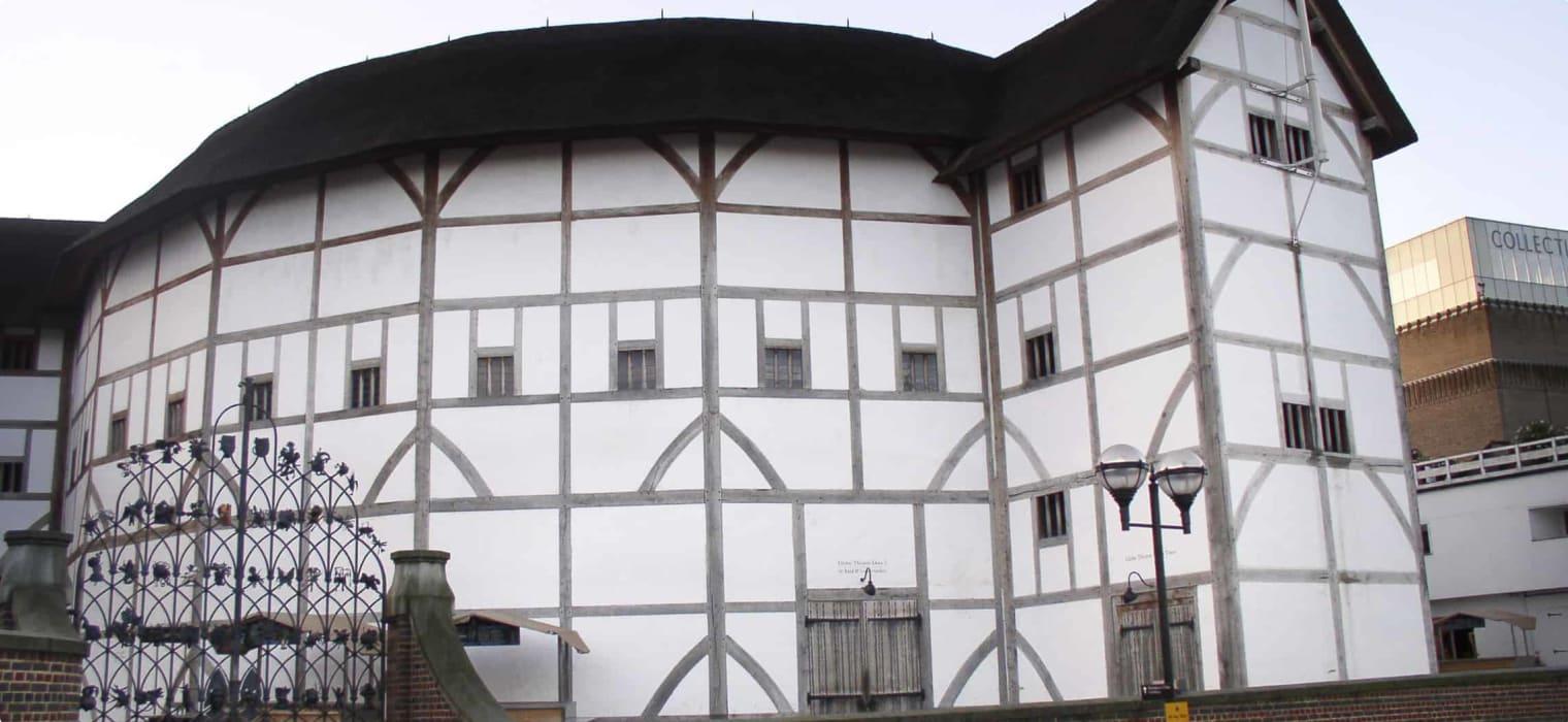The Globe Theatre London, England