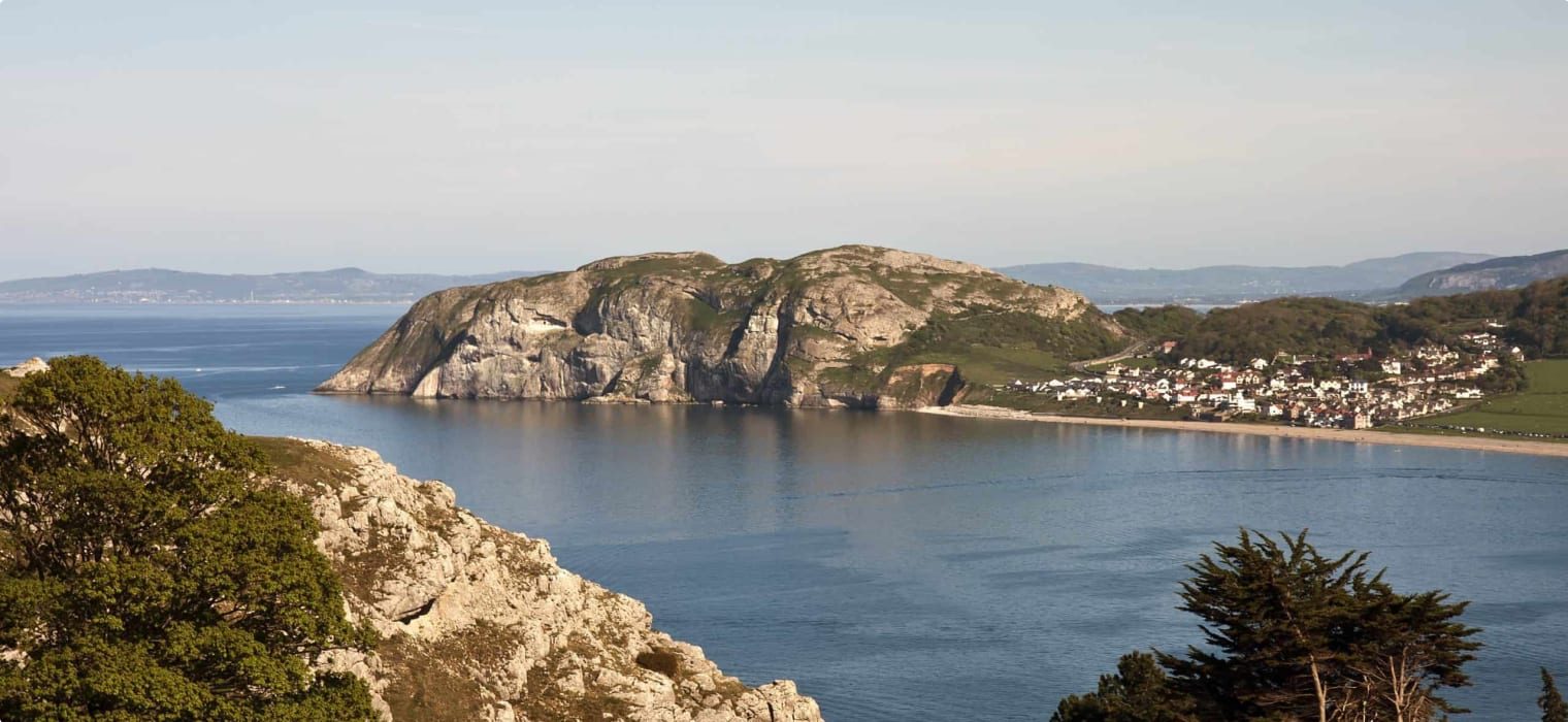 Great Orme's Head, Wales