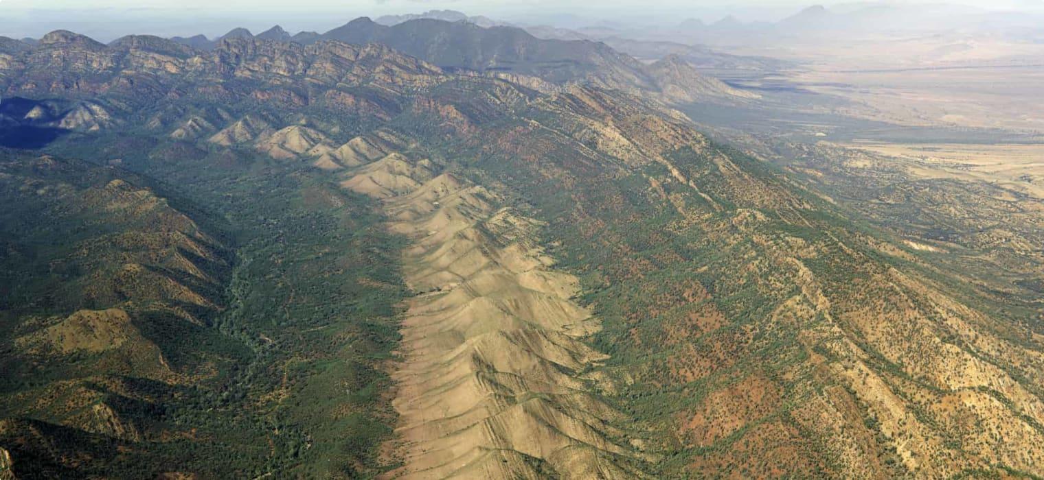 Flinders Ranges National Parks, South Australia