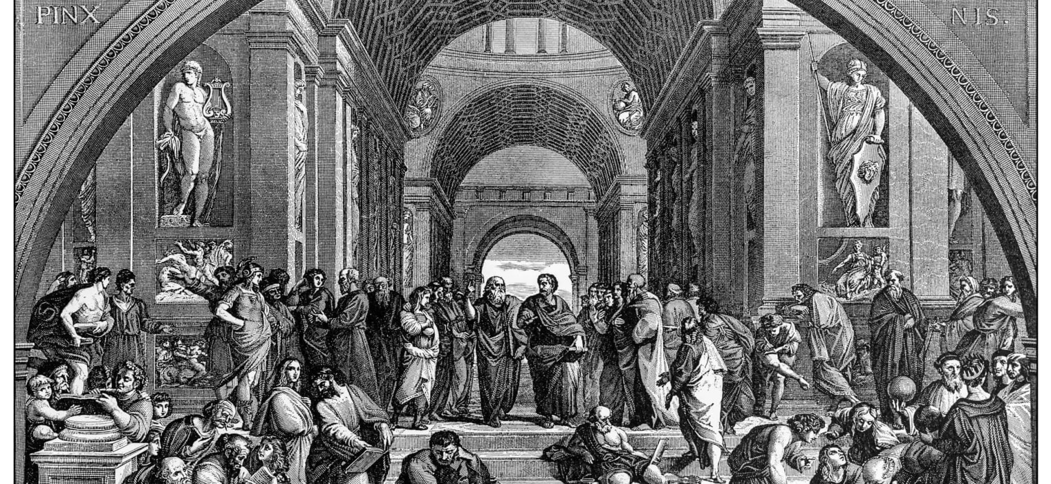 The Great Philosophers and Us | Summer School course