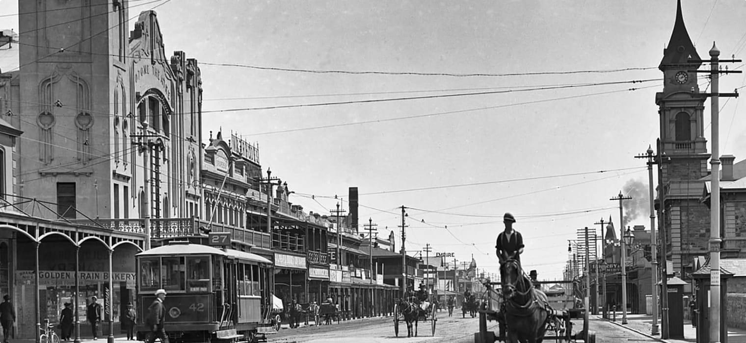 Port Adelaide - 1919