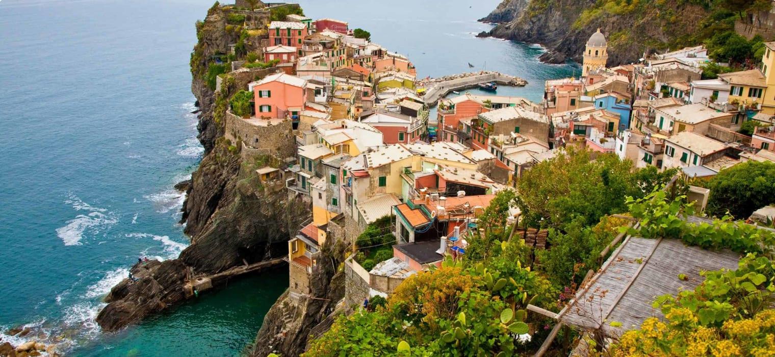 Cinque Terre, Italian Riviera