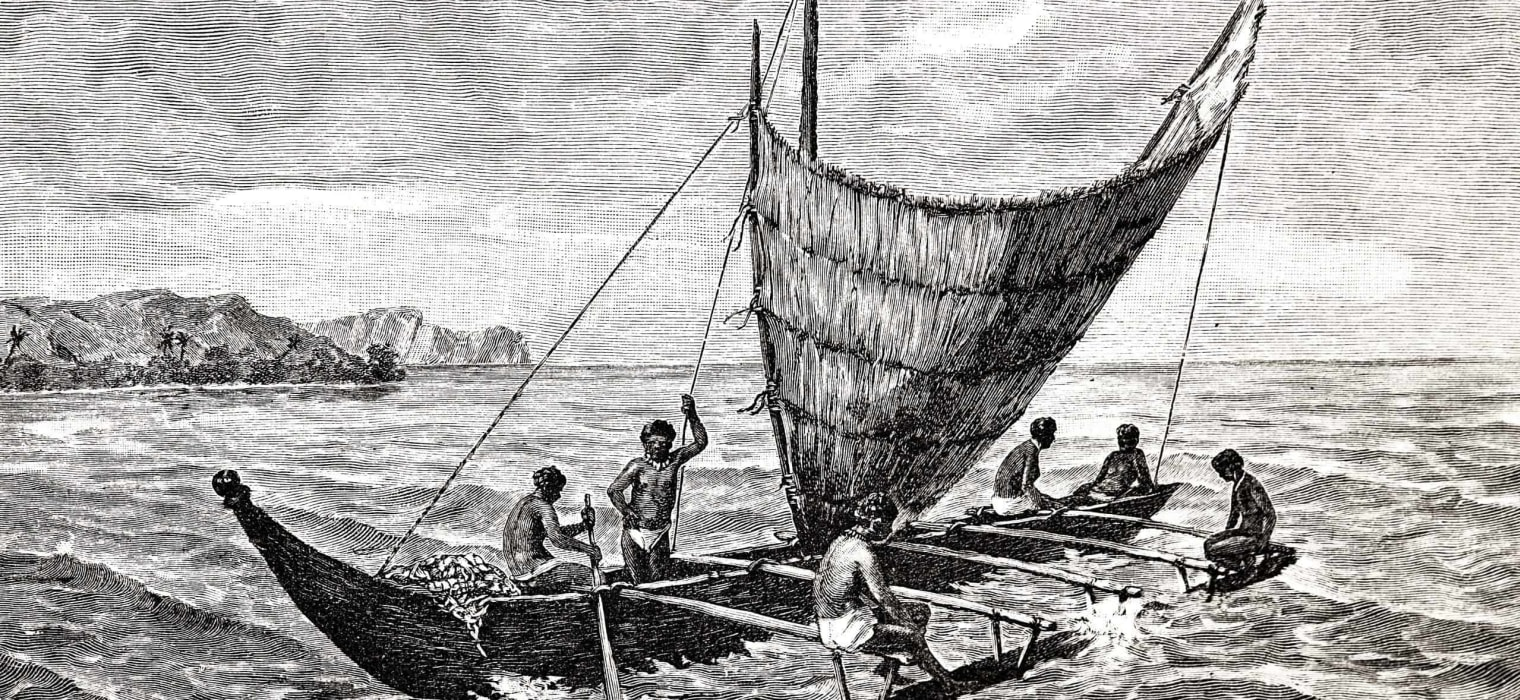 The Arrival of Aboriginal Australians on the Continent