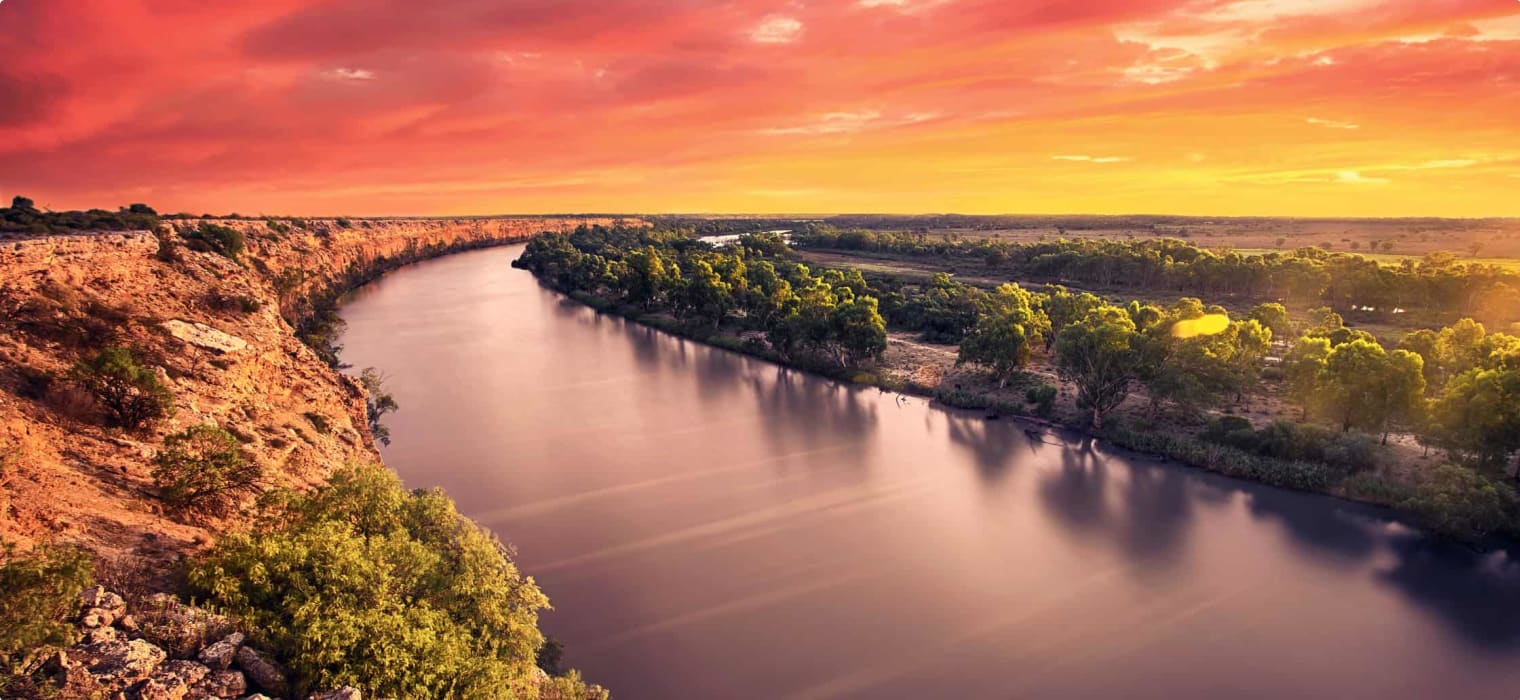 The Murray River