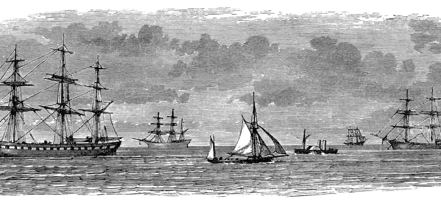 France and an Australian Colony