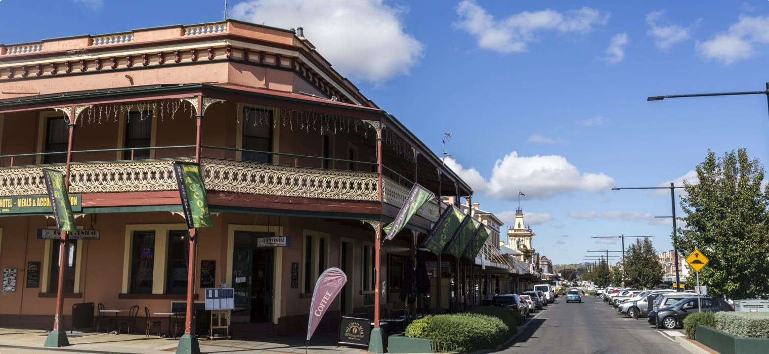 Glen Innes, New South Wales