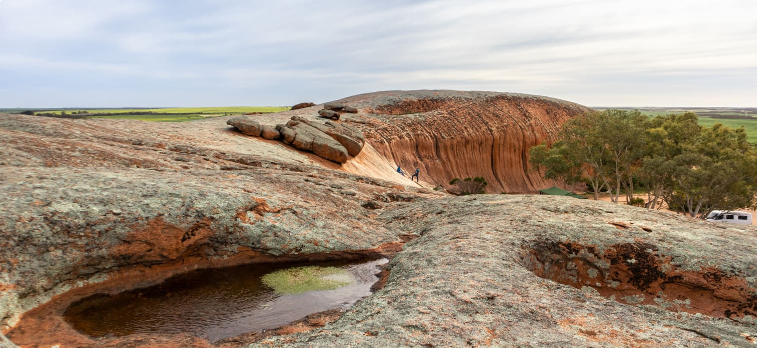 Aboriginal Stone Arrangements of Western Australia