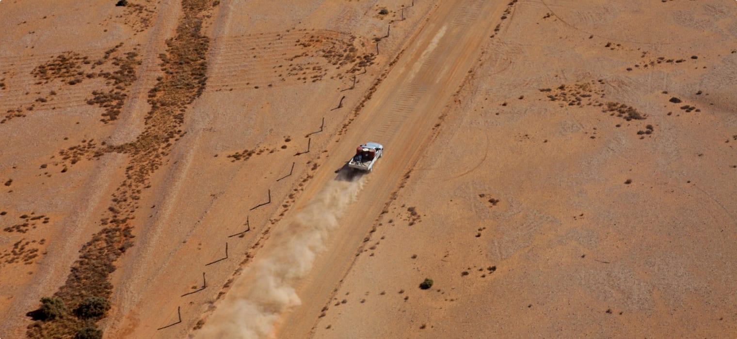 The Oodnadatta Track, South Australia